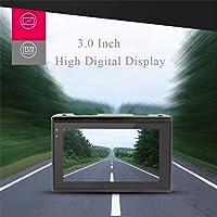 高品質ミニ2.0インチA10170度1080PHd液晶インカーDvr事故カーカメラビデオレコーダーHdmi3.0Ltpsブラック/ゴールデン(ブラック)