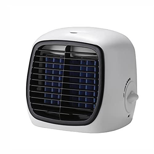 Tragbarer AC-Mini-Clim - ruhiger batteriebetriebener tragbarer Klimaanlage Tragbarer und verdampfender Luftkühler Persönliche mobile Klimaanlage für Schlafzimmer Günstige Klimaanlage.