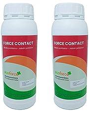 CULTIVERS Jabón Potásico Bio. Actúa por Contacto. Multiple usos, Solución Potásica 100% Natural Protección para Tus Plantas, Mejora Las defensas de Las Plantas