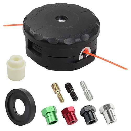 Mannial 99944200907 String Trimmer Head with Screws Kit fit Echo Speed-Feed 400 Head SRM-200 SRM-225 SRM-225i SRM-225U SRM-230 SRM-210 SRM-250 SRM-251 SRM-202S String Trimmer Bump Feed String Head