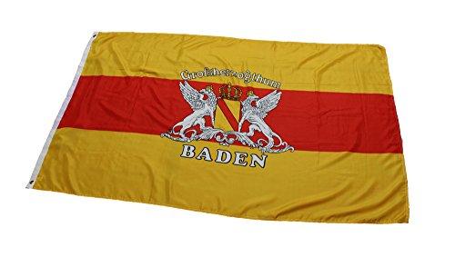 Flagge Fahne Baden Großherzogtum Baden 150x90cm
