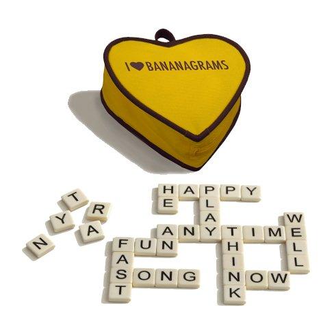 Bananagrams I Heart