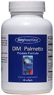 Allergy Research Group - DIM Palmetto Prostate Formula 60 gels by Allergy Research Group