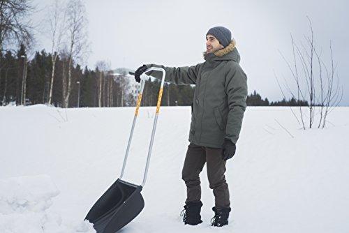 Fiskars Schneewanne Polyethylen 72cm breit, 143021 - 3