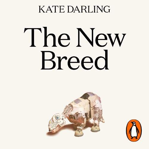 The New Breed cover art