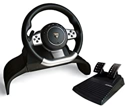 Lamborghini Gallardo Evo Racing Wheel for PS3 / PS2 / PC