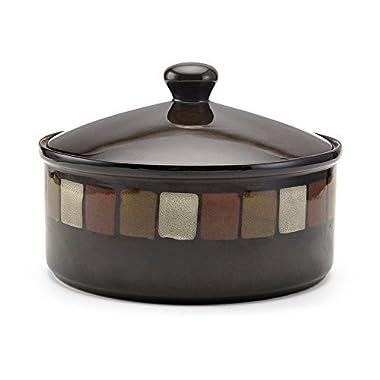 Pfaltzgraff Taos Covered Casserole Dish, 8-Inch
