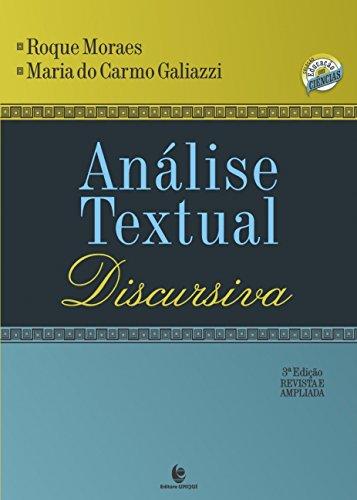 Análise Textual Discursiva (Volume 1)
