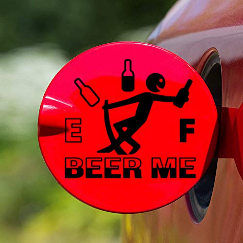 HungMieh Decals for Cars, Funny Car Stickers for Fuel Tank, Gas Door, Calcomanias para Autos, Pack...