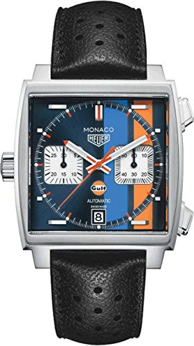 TAG Heuer Monaco Steve McQueen Special Edition Men's Watch CAW211R.FC6356