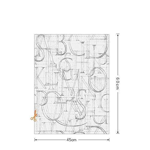 KUNHAN Frosted raamsticker Commerciële raamfolie Matte ondoorzichtige Privacy Glas Sticker Bedrijf Kantoor Decoratie Digitale Drukraam Sticker