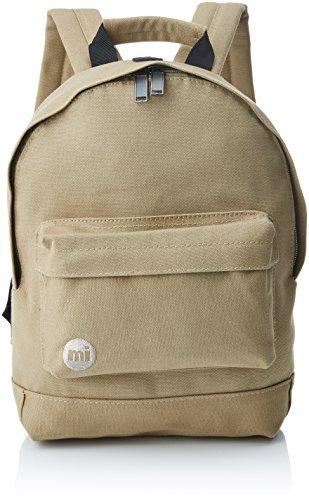 Mi-Pac Mini Backpack Canvas Mochila Tipo Casual, 33 cm, 10.5 litros, Canvas Sand