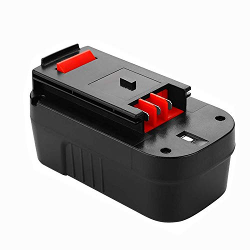 [Upgraded to 3800mAh] Replacement for Black and Decker 18V 3.8Ah Battery Ni-MH HPB18 HPB18-OPE 244760-00 A1718 Cordless Power Tools