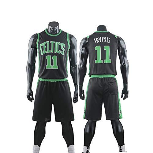NHICR Kyriė Irviṅg - Traje de baloncesto para hombre y niño Bstṅ Cėltics - Camiseta casual para hombre y mujer