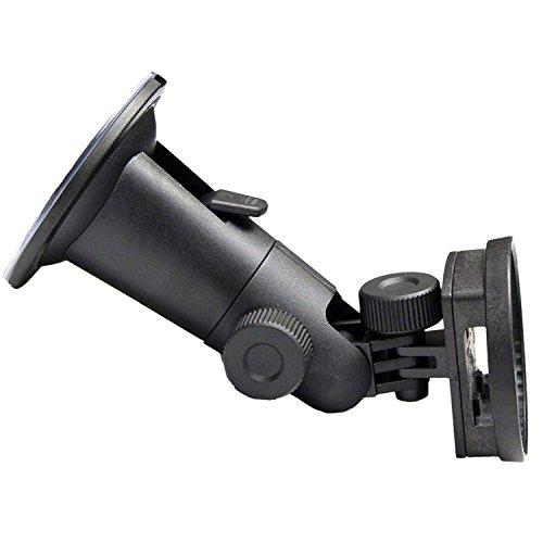 Wicked Chili KFZ Halterung Car Mount Heavy Duty für Tomtom One/XL/XXL/iQ Routes Navigationsgeräte mit Tom Tom EasyPort Befestigung (vibrationsfrei, Made in Germany) schwarz