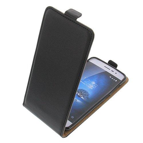 foto-kontor Tasche für coolpad Torino S Smartphone Flipstyle Schutz Hülle schwarz