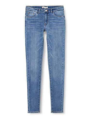 Levi's Kids Lvg 710 Super Skinny Fit Jeans Jeans Mädchen Keep Swimming 4 Jahre