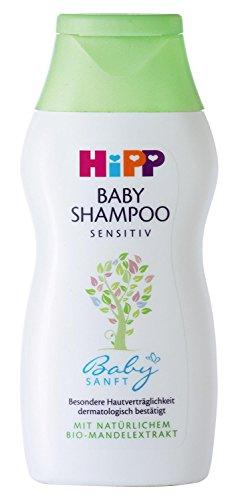 Hipp Babyzacht babyshampoo, pak van 5 (5 x 200 ml)