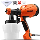 REXBETI Ultimate-750 Paint Sprayer, High Power HVLP Home Electric Spray Gun, Lightweight, Easy Spraying and Cleaning,...