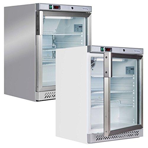 tefcold ur200g Rango refrigerarse pantalla Barra y contador Display chillers Color Blanco Puerta de Cristal 850600600200ltr3