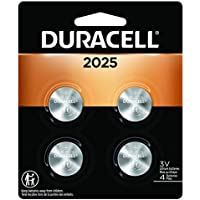 Duracell 2025 3V Lithium Coin Battery
