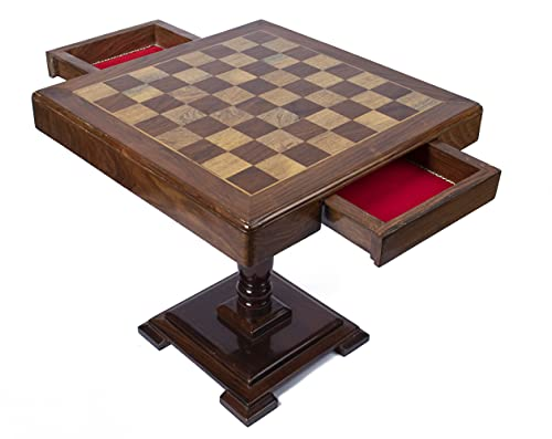 """Timberwings Chess table 20""""/ Chess board table/..."""