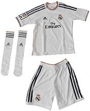 Real Madrid Home 2013/2014 Junior Football Mini Kit