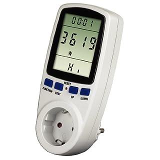 Hama 00047770 - Medidor de energía y batería (B0047Y4RJU) | Amazon price tracker / tracking, Amazon price history charts, Amazon price watches, Amazon price drop alerts