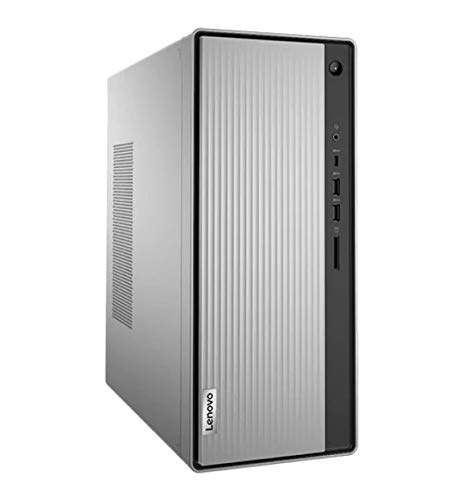 Lenovo IdeaCentre 5i Desktop, 10th Gen i7-10700 (up to 4.80 GHz with Turbo Boost, 8 Cores), UHD Graphics 630, 16 GB DDR4 (2 x 8GB), 512GB SSD + 1TB HDD, 9.0mm DVD±RW, Win 10