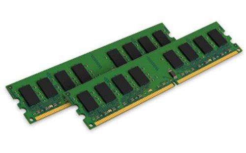 Kingston KVR667D2N5K2/2G Arbeitsspeicher 2GB (667MHz, 240-polig, CL5, 2x 1GB) DDR2-RAM Kit