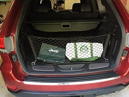Trunknets Inc Envelope Trunk Cargo net for Jeep Grand Cherokee 2011-2021