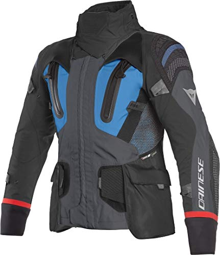 Dainese Antartica Gore-Tex - Chaqueta de moto para hombre, color azul
