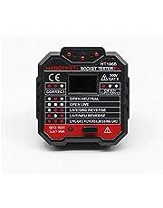 socket tester plug polarity phase check detector Voltage test multi-function electroscope