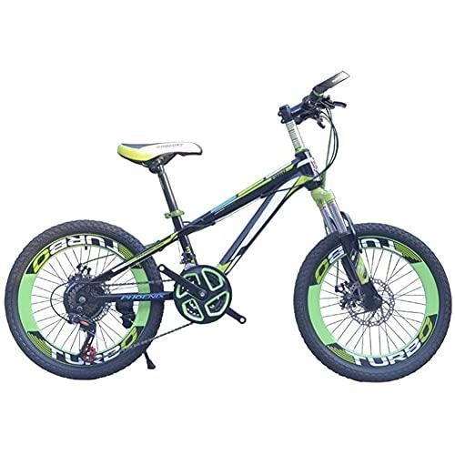 Bicicletas Bicicleta De Montaña para Niños Bicicleta De Montaña para Exteriores Bicicleta para Estudiantes Niños Adultos Bicicleta De Velocidad Variable, 3~15 Años Bicicleta De Pedales, B Montar Al