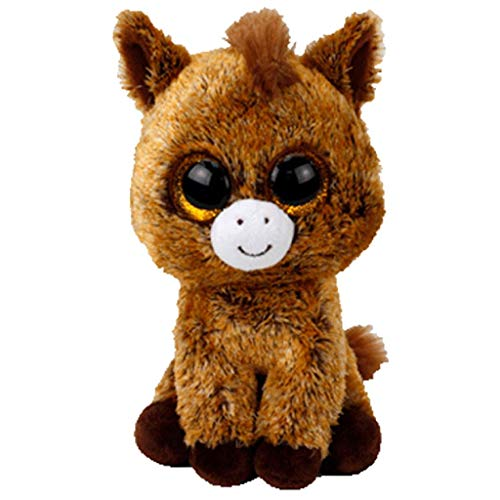 TY - Beanie Boos Harriet, Peluche Caballo, 15 cm (United Labels Ibérica 36842TY) , color/modelo surtido