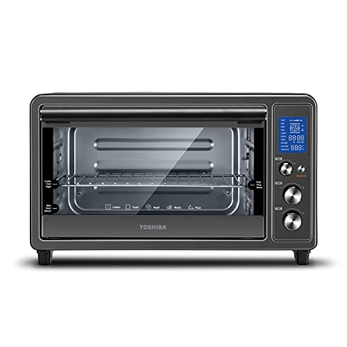 Toshiba Digital Toaster Oven with Double Infrared...