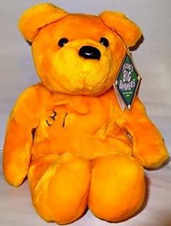 Salvino Bammers Baseball Player Mike Piazza #31 Large Teddy Bear Plush Bean Bag by Salvino