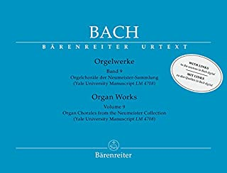 bach neumeister chorales