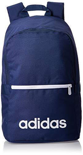 adidas Lin CLAS BP Day Sports Backpack, Unisex Adulto, Tech Indigo/Tech Indigo/White, NS