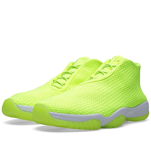 Nike Air Jordan Future - Volt/Volt-White Trainer Size 8.5 UK