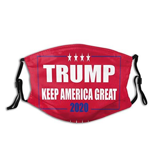 Trump 2020 Fashion Outdoor Schutz wiederverwendbar & waschbar - - Einheitsgröße