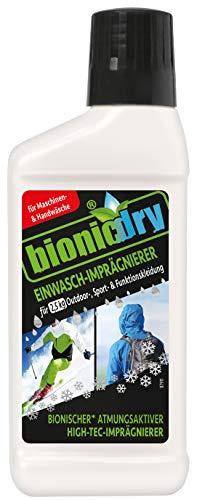 Bionicdry Einwaschimprägnierer,250 ml von Erdal (2er Pack)