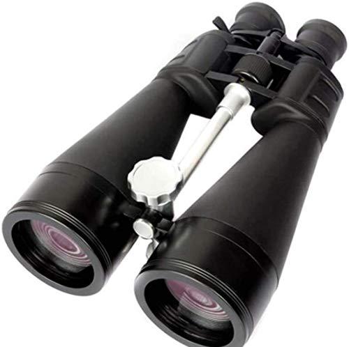 Binoculares para Adultos Super Zoom Prismáticos 25-125x80 potentes prismáticos telescopio Profesional visión de HD de Alta Veces con un Caza de Largo Alcance para observar Las Estrellas