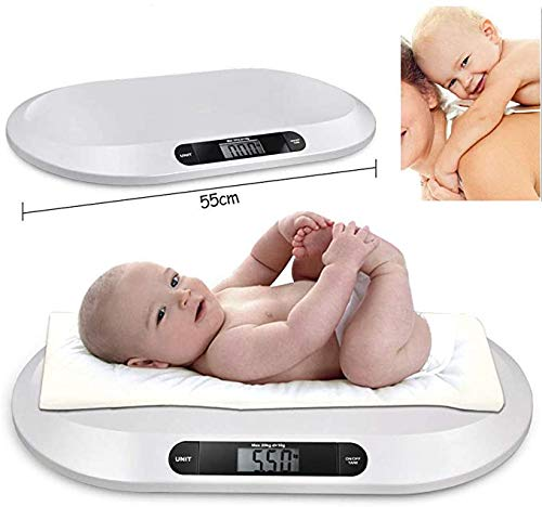 Draagbare digitale baby Infant weegschaal, Electronic Smart Pet Wegen Badkamer De weegschaal, het koken van voedsel Weight Measure