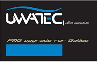Uwatec Multi Gas Upgrade for the Galileo Luna Hoseless Wrist Dive Computer