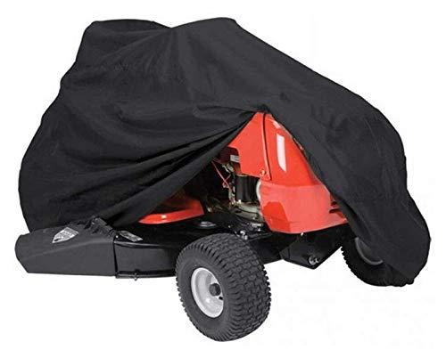Cubierta para Tractor de césped, Cubierta de cortacésped Impermeable Resistente a los Rayos UV para Tractor de jardín al Aire Libre, Duradera, Duradera y Resistente al desgarro (Color : XS)