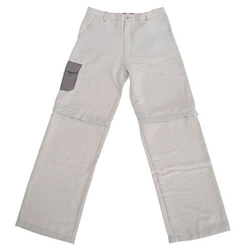 Regatta - Pantalón Convertible Modelo Sorcer para niños (11/12) (Platinum)