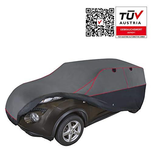 Walser Telone antigrandine per Auto Premium Hybrid SUV Garage antigrandine Impermeabile e Traspirante per Una Protezione antigrandine ottimale, Dimensione: S 31078
