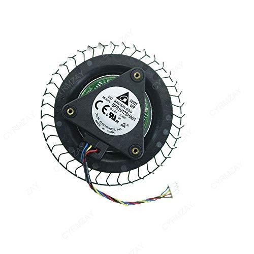 CYRMZAY Compatibile per MSI RX Vega 56 64 Air Boost 8G OC Graphics Card Turbine Ventilatore 4Pin