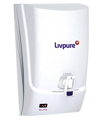Livpure LIV-GLITZ 7 L UV + UF Water Purifier White